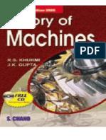 Theory of Machine