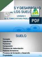Edafologia I UNIDAD II (Biologia) 2015