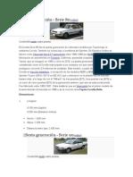 Toyota Corolla 5ta