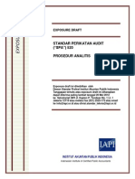 ED SPA 520 - Prosedur Analitis