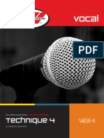 Vocal Technique 4