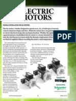 Electric Motors Whitepaper