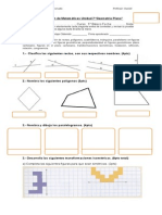 Prueba QUINTO Geometria Plana 2014