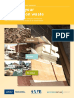 Reducing Your Construction Waste - A Pocket Guide for SME Contractors