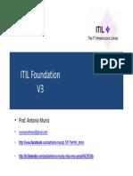 ITILv3 - Unigranrio