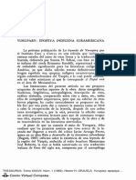 Yurupari Epopeya Indigena Suramericana