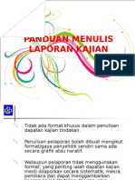 panduanmenulislaporankajian-130404032257-phpapp01