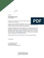 Carta de Presentacion de Inverjiro