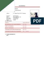 Data Profile