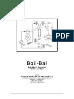 BoilBal Spreadsheet