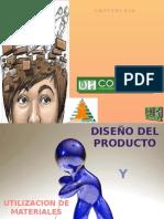 2. Exposicion Diseno Utilizacion de Materiales