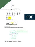 ASME Sec VIII Div 1 Appendix 28