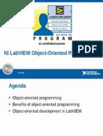 LabVIEW OO Programming Presentation