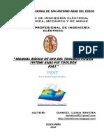 Manual de Uso Basico Del Power System Analysis Toolbox