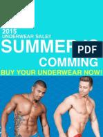 2015 Underwear