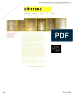 A. Zildjian Cymbal Stamp Timeline