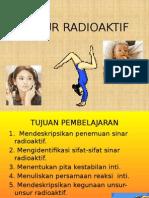 unsur radioaktif