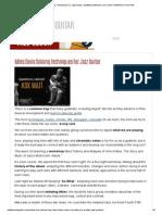 Miles Davis Soloing Techniques for Jazz Guitar _ MattWarnockGuitar