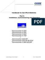 Handbook for Gel-VRLA Batteries _ Part 2 _ EXIDE Technologies.pdf