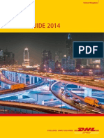 Dhl Express Pricing Guide 2014