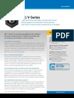 DXi v-Series Datasheet