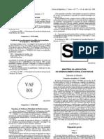 Mel - Legislacao Portuguesa - 2008/04 - DespN nº 23 - QUALI.PT