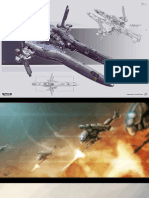 Sci Fi Ships and Mechs