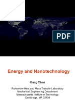 Energy and Nanotechnology (1)