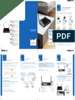 Adsl Manuale Inst. D-link Dsl-2750b