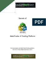 eBook Secrets of MetaTrader4