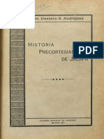Historia Pre Cortesia Na Jalapa