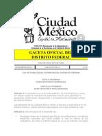 Ley de Publicidad Exterior del Distrito Federal