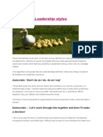 Leadership styles.doc