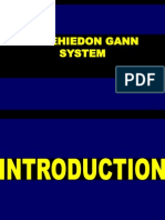 Gann Swing System