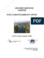 Fuel Farm Feasibility Study