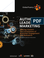 Authority Leadership Marketing
