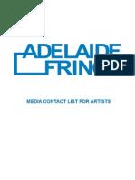 Australia MediaList 2015
