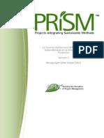 La Guia de Referencia GPM Para La Sostenibilidad en La Direccion de Proyectos