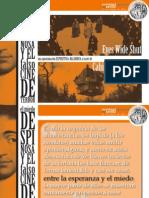 El Miedo de Spinoza y El Falso Cine de Terror