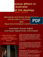 human rights in australia - indigenous affairs