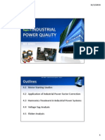 Topic 4 Industrial Power Quality