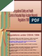 CIMAH Regulations 1996
