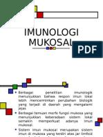 IMUNOLOGI MUKOSAL