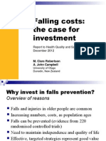 Falling Costs Case for Investment Presentation June 2013