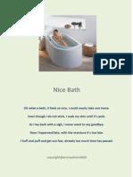 'Nice Bath'