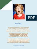 'Poor You'