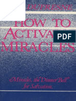 How to Activate Miracles by Ed Dufresne