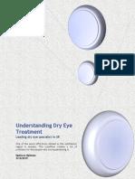 Understanding Dry Eye Treatment