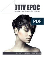 Emotiv EPOC Specifications 2014