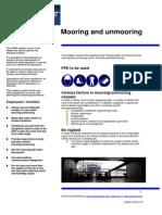 Mooring and Unmooring
